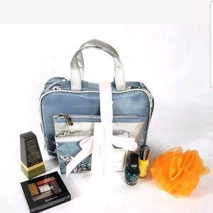Set of 3 Cosmetic makeup toiletry travel bags